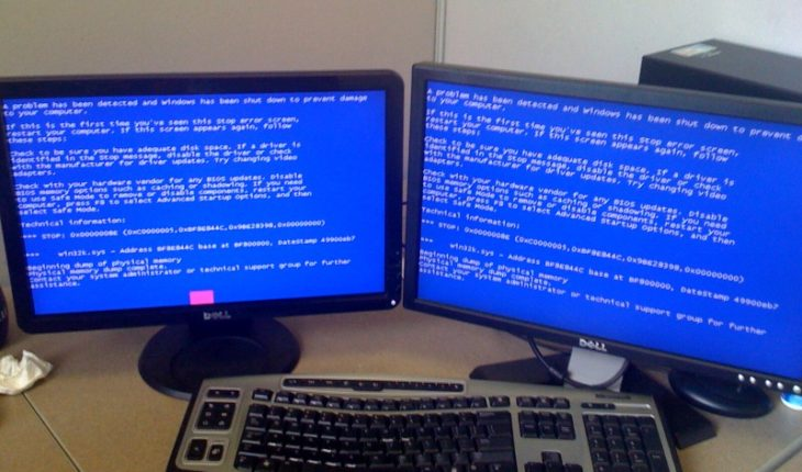 Finding blue screen of death cause