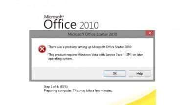 Office 2010 FIX: install and uninstall errors