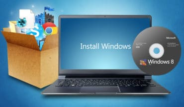 Basic steps before reinstalling Windows