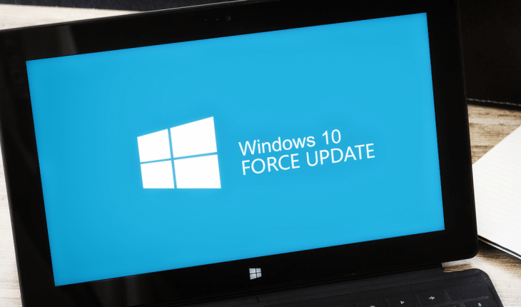 Microsoft now installs Windows 10 without asking