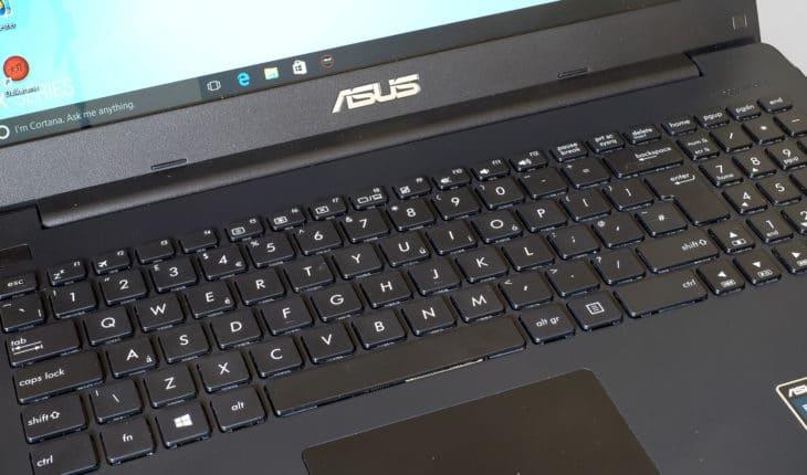 Fixing freezing Asus laptop