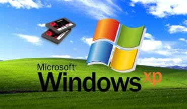 Installing Windows Xp on SSD disk