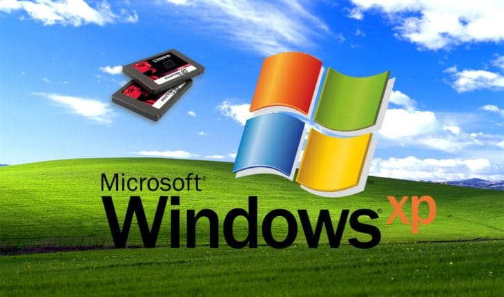 Installing Windows Xp on SSD disk