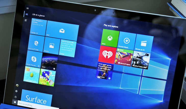 Remove default Windows 10 apps